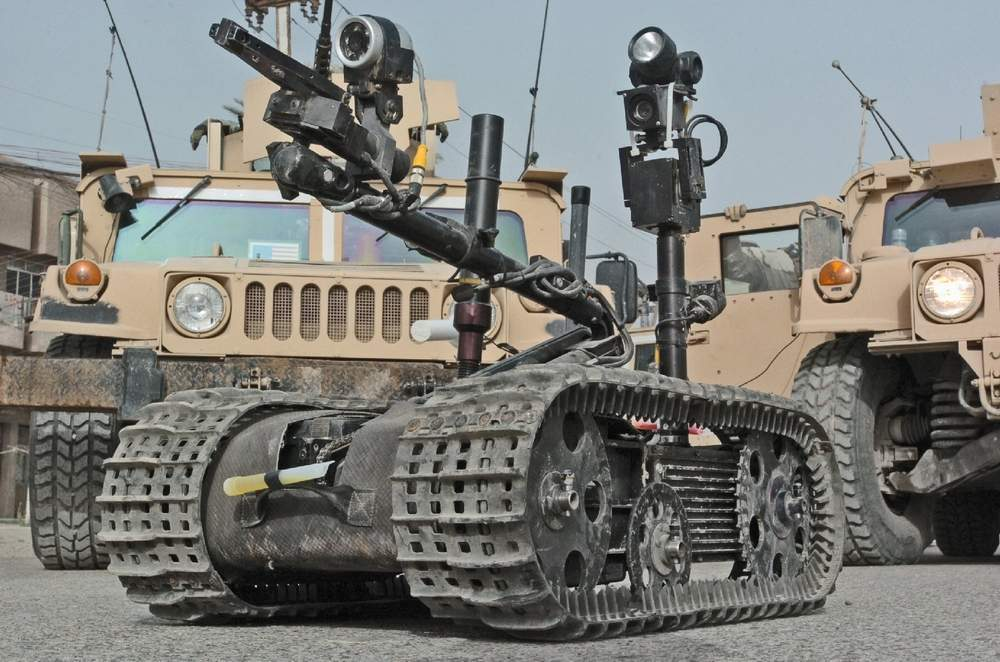Tiny robots have been helping clear explosives and blind corners for years -- but they