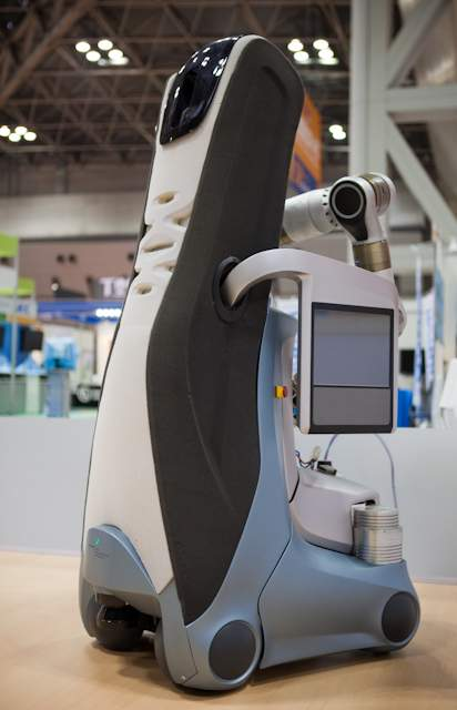 Police Scanners For Sale >> Service Robots - TheOldRobots.Org