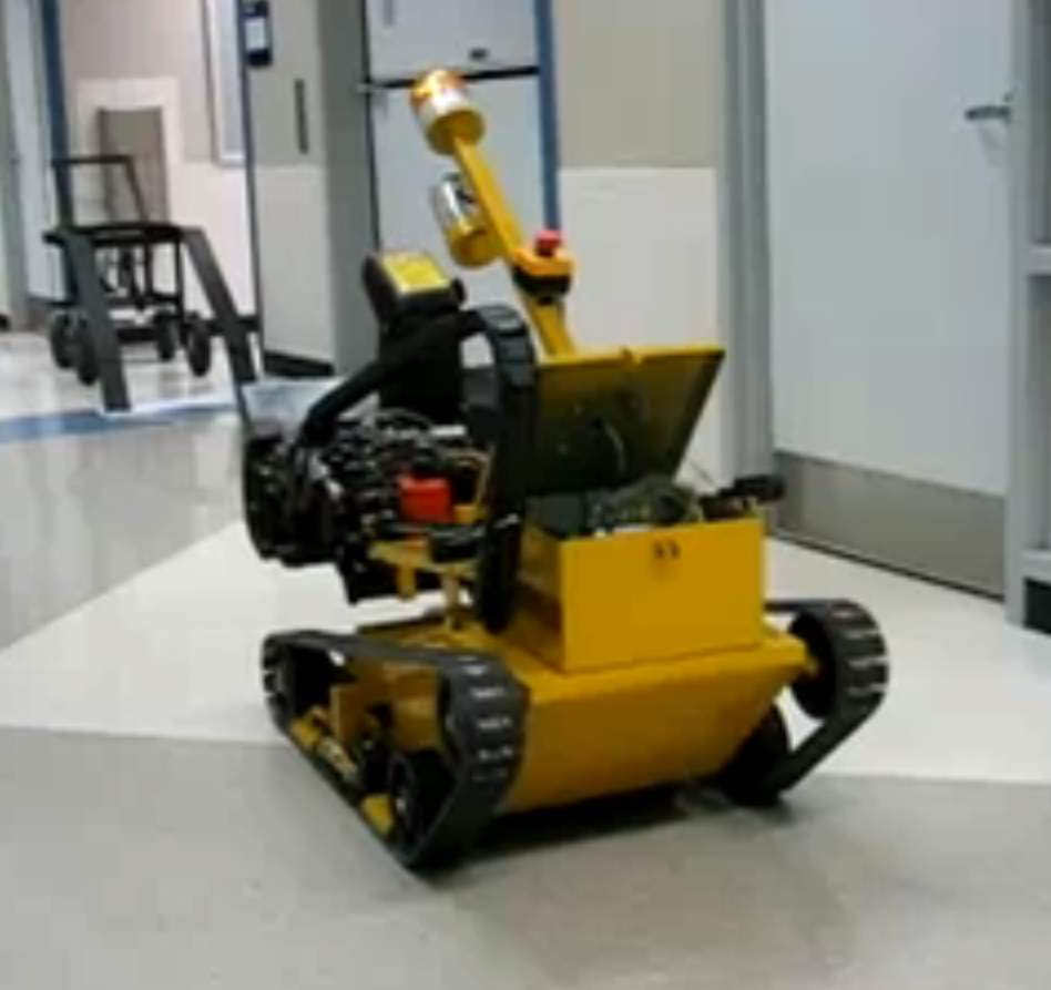 Snow Clearing Robots